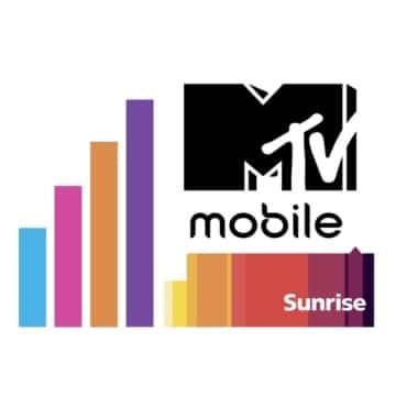 Sunrise MTV Mobile Freedom Myfriends