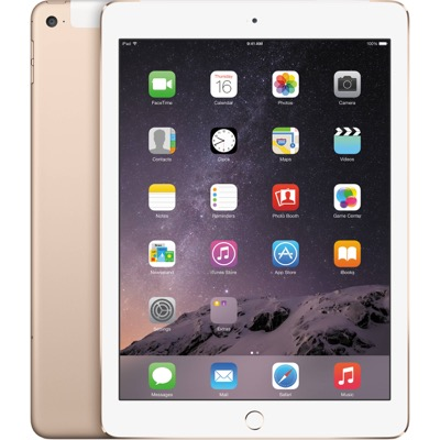 iPad Air 2 mit Swisscom data M