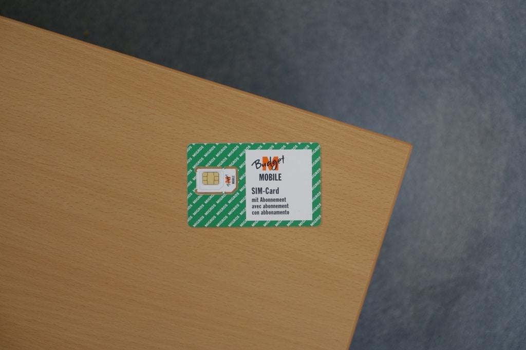 M Budget Mini One SIM Karte