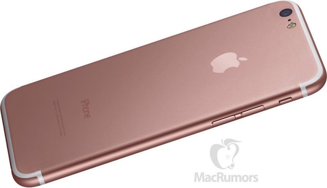 iPhone 7 ohne Streifen