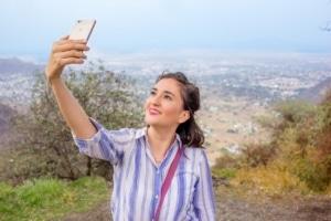 Mobilfunkempfang draussen