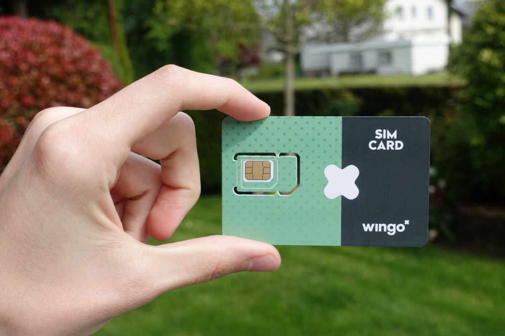 Wingo Mobile Multi SIM