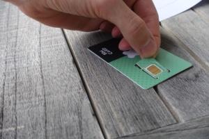 Wingo Mobile SIM Karte