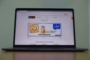 Coop Mobile Bestellung starten