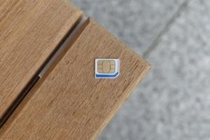 Coop Mobile Micro SIM Karte