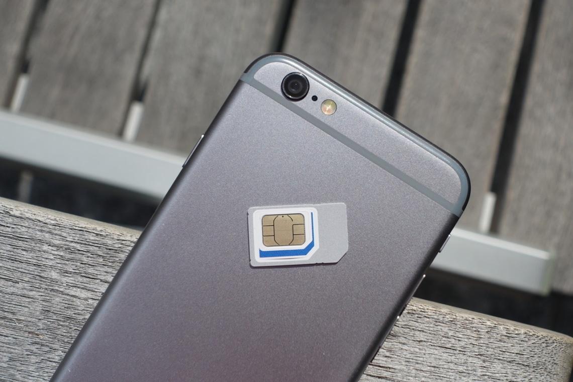 Coop Mobile SIM für iPhone