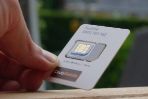 Coop Mobile SIM