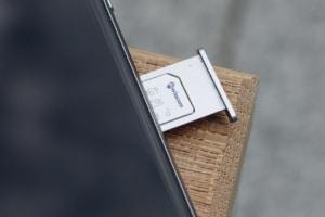 Swisscom NANO SIM für iPhone