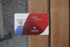 Swisscom SIM Karte