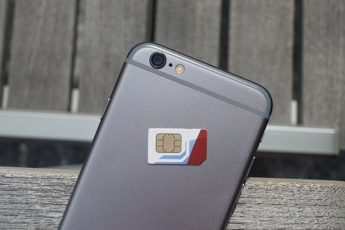 Swisscom SIM und Apple iPhone
