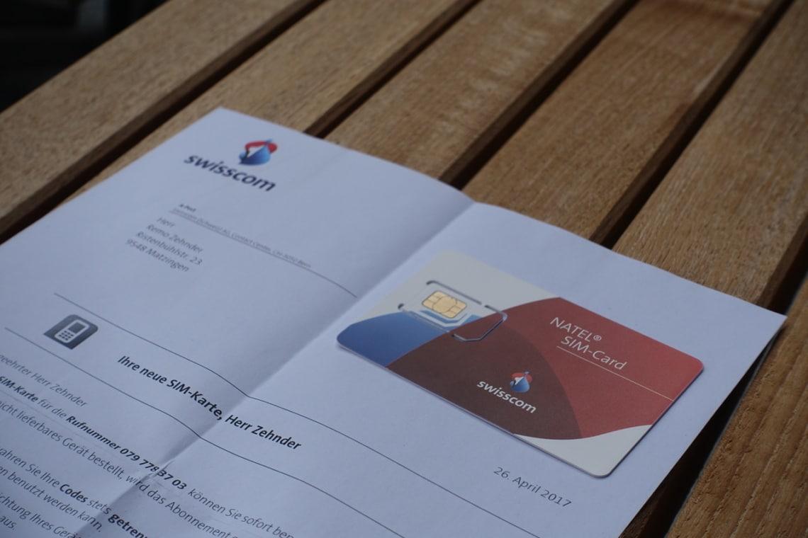 Swisscom inOne mobile - das bekommt der Kunde
