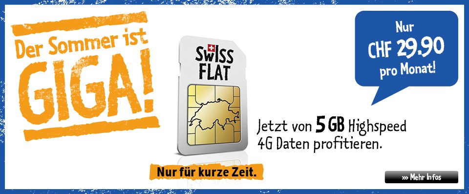Coop Mobile Swiss Flat
