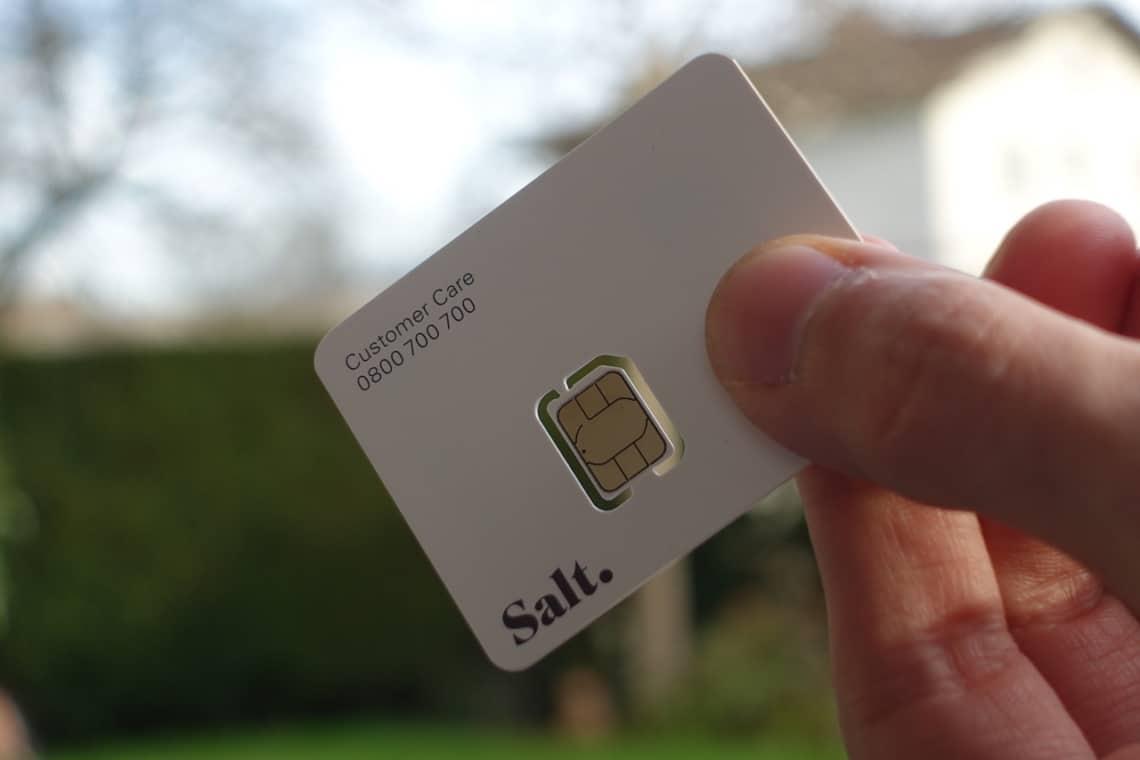 Salt Multi SIM