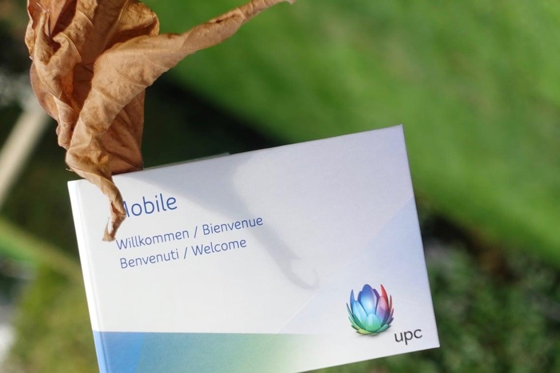 UPC Mobile Kärtlein