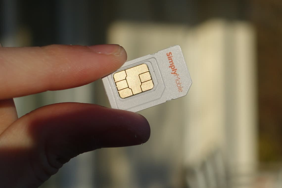 SimplyMobile 3 in 1 SIM