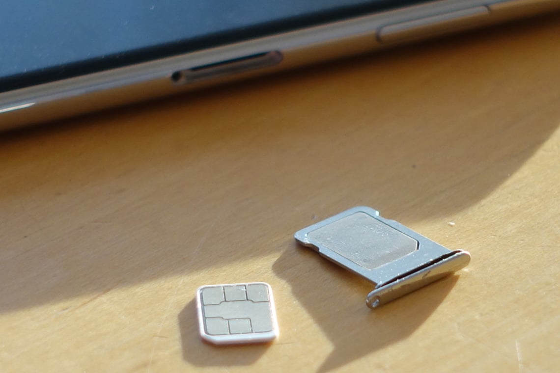 SimplyMobile NANO SIM für iPhone
