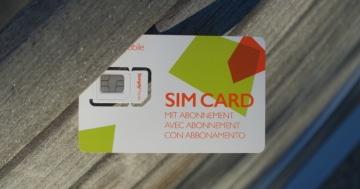 SIM Tray SimplyMobile