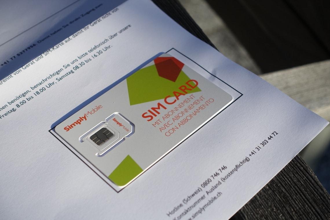 SimplyMobile SIM