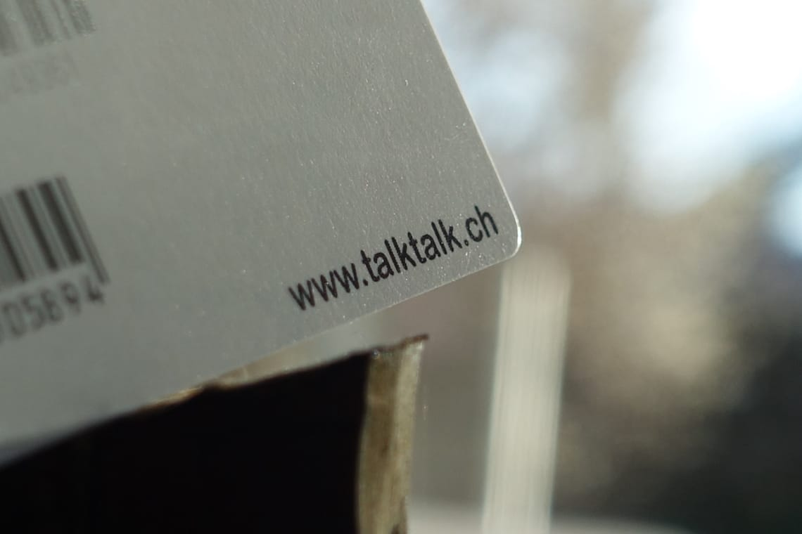 TalkTalk Fazit