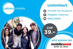 Lebara Mobile bei Mobilezone