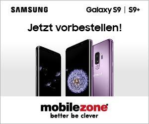 Samsung Galaxy S9 bei Mobilezone