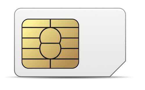 Standard SIM