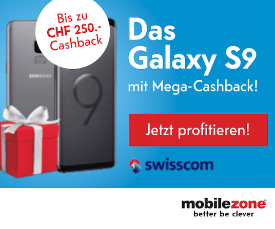 Swisscom Aktion