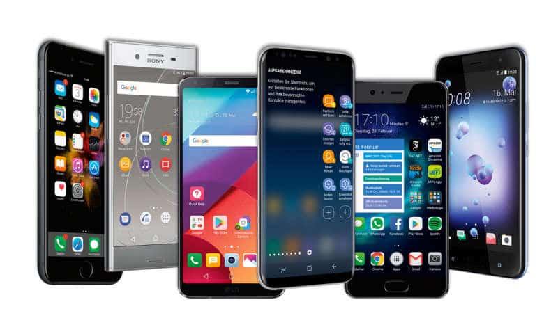 Die beste Auswahl im Handy Dschungel bei uns finden