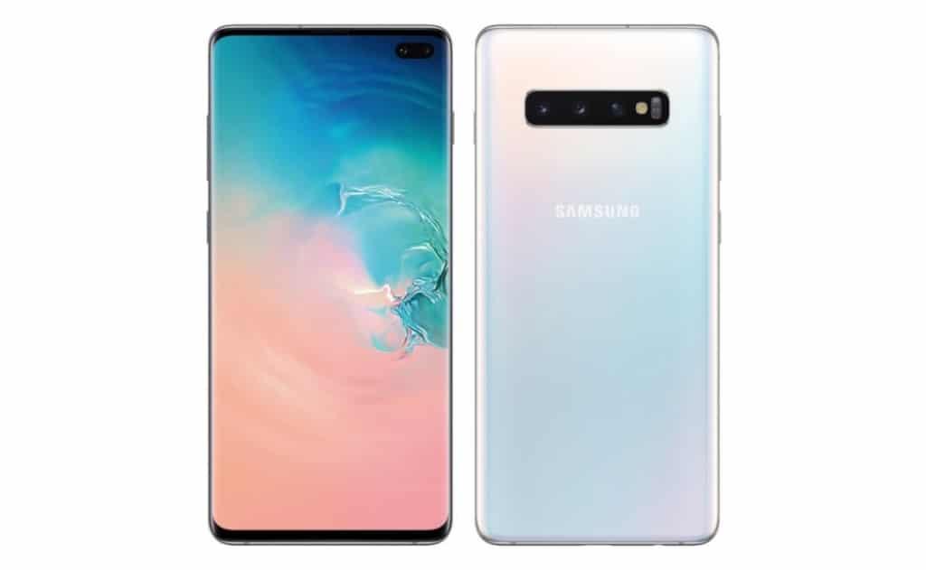Samsung-Galaxy-S10 Modell