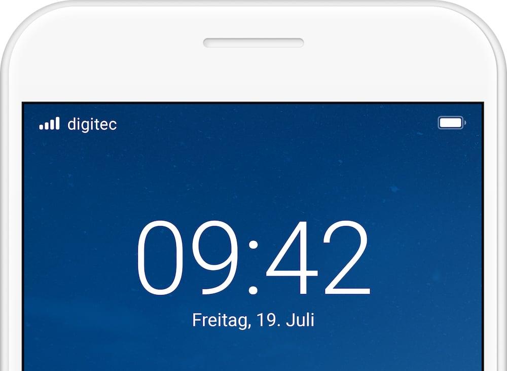 Digitec Connect nutzt das Netz von Sunrise
