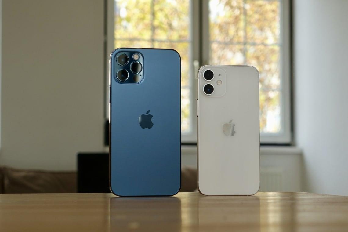 iPhone 12 und iPhone 12 mini von Apple